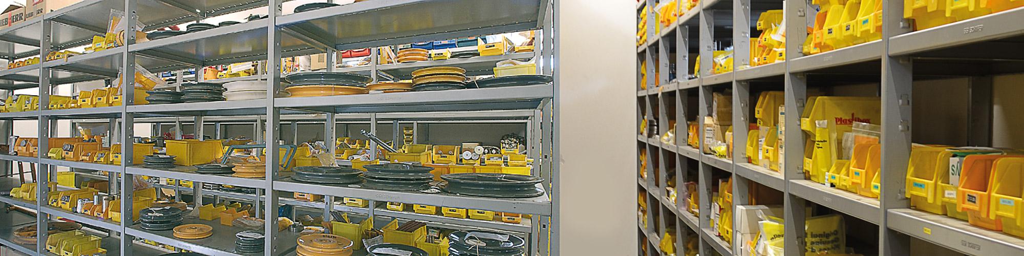 BKL Lager Ersatzteile