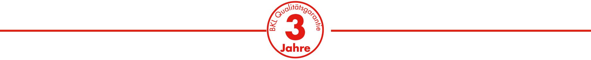 3 Jahre BKL Qualitätsgarantie für Neukrane aus dem BKL System Cattaneo